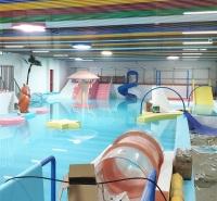 山东水上乐园安装 室内水上乐园施工 恒温水上乐园设备安装与维修