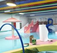 济南 水上乐园安装 恒温水上乐园 汇川 厂家支持定制设计