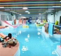 河南水上乐园安装 水上乐园定制设计 水上亲子互动项目施工