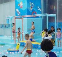 枣庄水上乐园 室内儿童乐园 亲子互动项目安装 汇川环保