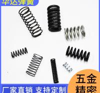 华达弹簧 不锈钢弹簧 压缩弹簧 非标不锈钢弹簧 量大优惠