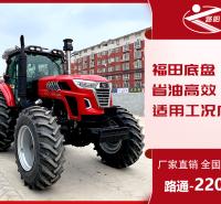 青海农用拖拉机220路通2204B四驱拖拉机