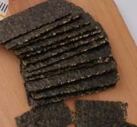 芝麻海苔夹心脆 山东休闲零食供应商 南瓜籽夹心海苔生产