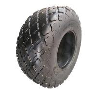 厂家直销天然橡胶深花纹高缓冲压路机轮胎 半实心轮胎