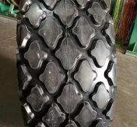 梅花花纹压路机轮胎 23.1-26轮胎 斜交尼龙工程轮胎 三包