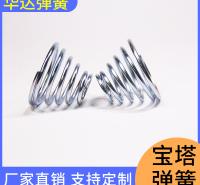 华达弹簧 弹簧 不锈钢振动筛弹簧 精密不锈钢弹簧 加工定制