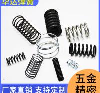 华达弹簧 不锈钢弹簧 不锈钢振动筛弹簧 不锈钢扁弹簧 来图定制