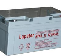 NPP耐普蓄电池 NP12-65 12V65AH铅酸免维护UPS电源蓄电池电信医疗设备太阳能路灯电力