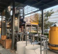 MVR蒸发器 迈源 印染 2205 厂家 废水零排放设备