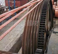 锴盛 120mm²铜包钢绞线 镀铜钢绞线 铜覆钢绞线 防雷接地线