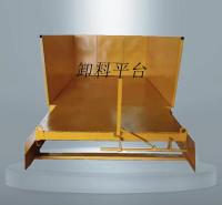 建筑用抽屉式卸料平台  永邦销售  小型施工工地卸料平台   四川   落地式卸料平台