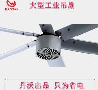 7.3米大型工业吊扇 强力散热风扇 大风量低功率 全国免费发货安装