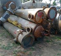 厂家直销 不锈钢列管式冷凝器40平方换热器