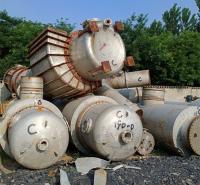 厂家直销 不锈钢降膜蒸发器二手传热设备 二手淀粉设备