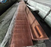 供应 垃圾焚烧发电厂防雷接等材料 铜覆钢扁钢 铜覆钢接地极 接地镀铜扁铁
