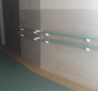 德州防撞扶手 医院防护扶手 PVC防撞扶手 厂家直供 宁达建材