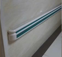 山东医院靠墙扶手  铝合金防撞扶手 批发 宁达建材