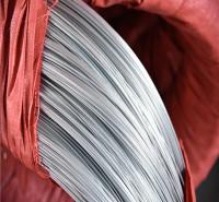 山东供应批发热镀锌钢丝   热镀锌钢丝量大从优