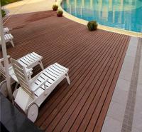 户外防腐木木地板 防腐木木地板价格 适用范围广