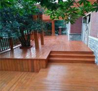定制防腐木木地板 防腐木木地板厂家 质优价廉