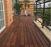 露台防腐木木地板 防腐木木地板 质优价廉
