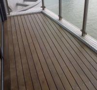 阳光房防腐木木地板 防腐木木地板价格 质优价廉