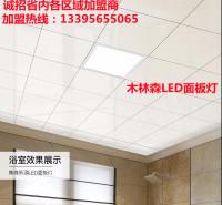 木林森照明木林森LDE照明灯森华300*600mm面板灯WP2W39-24W-6500边框银色