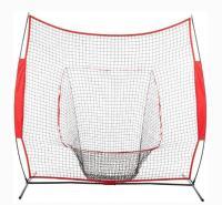 户外棒球击打网 棒球训练网 棒球网 曲棍网
