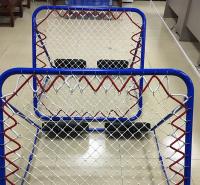 足球反弹网 加固型反弹网 定制各种球类反弹网