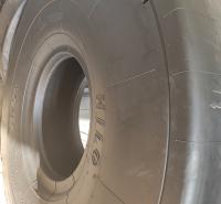 钢丝拖拉机轮胎 380/85R24 1800R25 钢丝工程轮胎