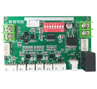 JZ-QCG-V1智能取餐柜锁板双面取餐柜控制板锁控板工厂加工定制