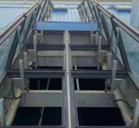 供应 屋顶自然通风天窗 天窗 消防排烟窗 支持订制
