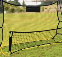 球类训练反弹网 足球反弹网 弹跳网各种球网 网球场球网
