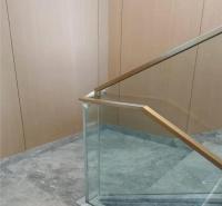 开平不锈钢玻璃栏杆 不锈钢立柱栏杆厂家 不锈钢玻璃栏杆批发 鑫远通1条龙服务