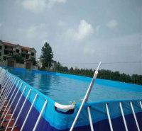 大型移动充气水池 大型支架游泳池 质量安全可靠