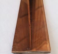 河南风电接地镀铜扁钢 安阳铜包钢扁钢 防雷工程用镀铜扁铁 铜覆钢扁带