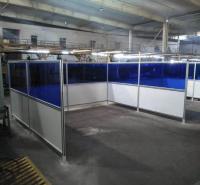 固定式防护屏价格 电焊防护屏 厂家直销