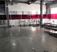 移动式电焊防护屏 焊接防护隔断 现货供应
