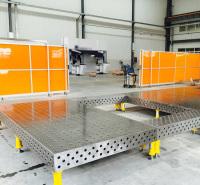 生产 焊接平台 铸铁检测平台 可定制 研磨测量平台