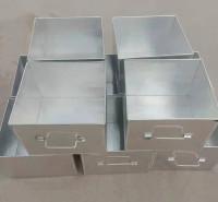 防爆接油盘 铝制接油盒 铜接油盘厂家 锃盛铝油槽 铝盒定制