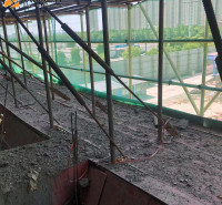 预埋新型悬挑承力架 附着式悬挑工字钢 工字钢花篮悬挑架 新型短肢工字钢