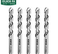 老A(LAOA)M2高速钢全磨制麻花钻头不锈钢钻头5.7mm  LA166057(10支装)