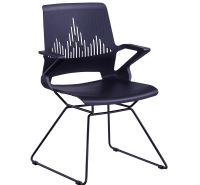 培训椅定制 实心管会议椅厂家直销 开会塑料椅 鼎优培训椅