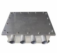 浙高电气 110KV直接接地箱 带保护层110KV电缆接地箱,304不锈钢