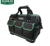老A(LAOA)20英寸塑料底工具手提包电工包收纳包 LA118020
