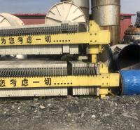 供应板框压滤机二手隔膜压滤机固液分离设备洗煤厂过滤机