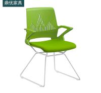 网布靠背会议椅 可叠办公椅厂家直销 现代简约培训椅 鼎优培训椅