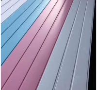 江苏挂板厂家生产加工扣板 彩色挂板