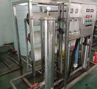 新型反渗透纯净水设备 纯物理滤水水处理设备 十年水处理设备厂家定制全程指导
