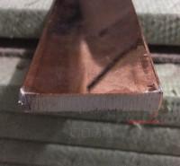 锴盛供应 防雷用铜包钢接地扁线 铜包钢扁铁 避雷镀铜接地扁钢